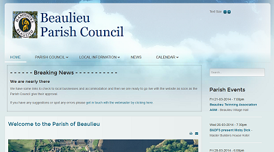 Beaulieu Parish Council
