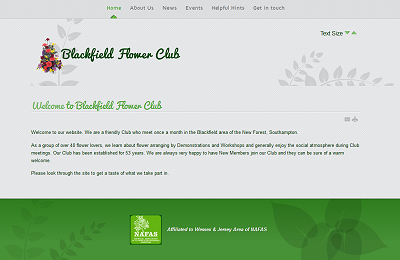 Blackfield Flower Club