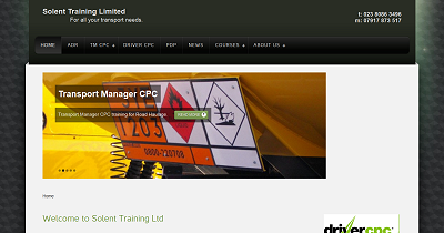 Solent Training Ltd