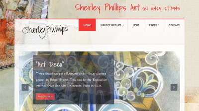 Sherley Phillips Art