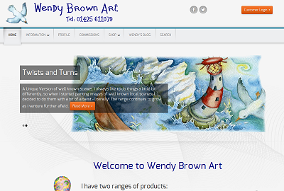 Wendy Brown Art
